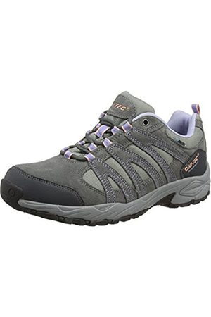 Hi-Tec Women's Alto II Waterproof Low Rise Hiking Shoes - (Steel/Charcoal/Lustre 052)