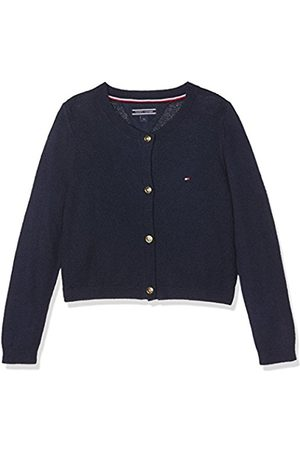 Tommy Hilfiger Girl's Ame S CN L/s Cardigan
