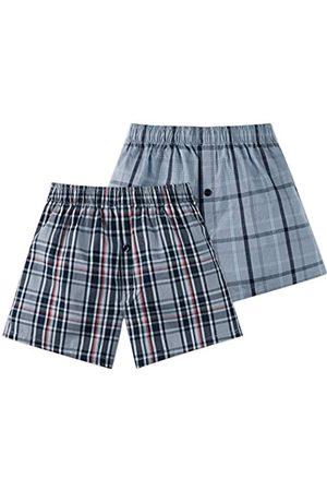 Schiesser Boy's 2Pack Webboxer Boxer Shorts