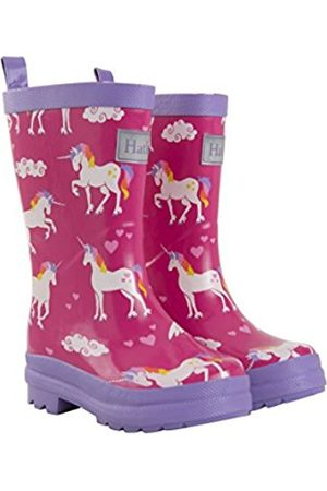 Hatley Girls' Rain Wellington Boots