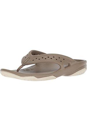 Crocs Men's Swiftwater Deck Flip Flops