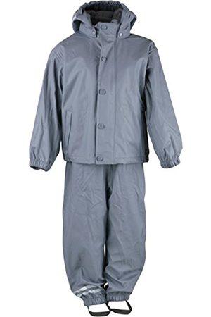 Mikk-Line Baby PU Rainwear-Set Regenhose Und Regenjacke Wassersäule 8000 Jacket