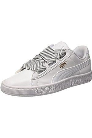 Puma Women's Basket Heart Wn's Low-Top Sneakers