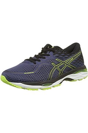 Asics Men's Gel-Cumulus 19 Competition Running Shoes, Indigo / /Safety 4990