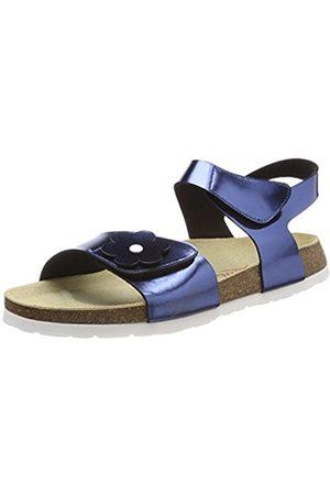 Superfit Girls' Fussbettpantoffel Heels Sandals Size: 1 UK