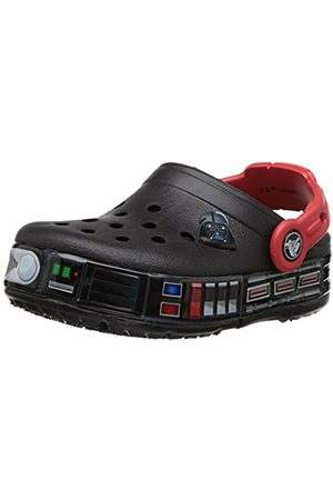 Crocs Boys' Darth Vader Lights Kids Clogs