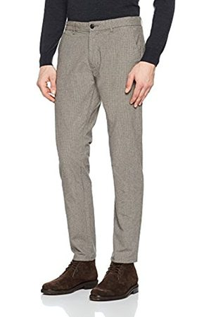 Selected Homme Men's Shharval Sand Mix Slim Pants STS Trouser
