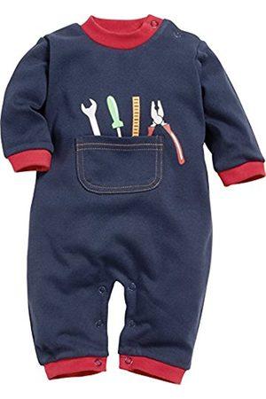 Playshoes Baby Boys' Schlafoverall Heimwerker Sleepsuit