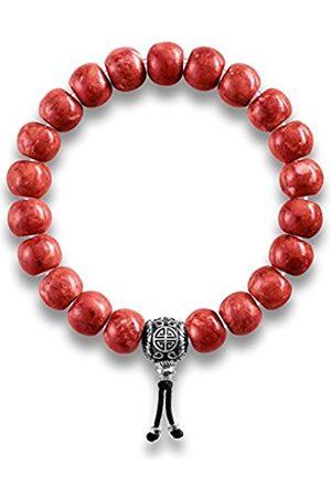 Thomas Sabo Women 925 Sterling Silver Shell Charm Bracelet of Length 16cm A1705-062-10-L16