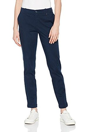 Tommy Hilfiger Women's TJW Essential Mid Rise Chino Trouser