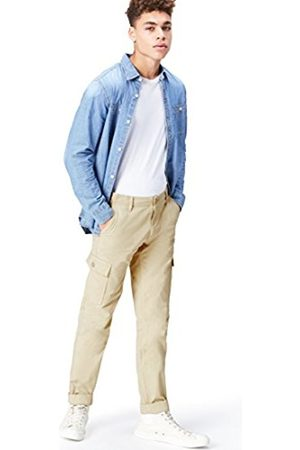 FIND Men's Cotton Cargo Pants