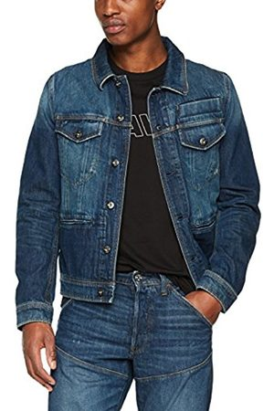 G-Star Men's D-Staq 3D DC S JKT Denim Jacket