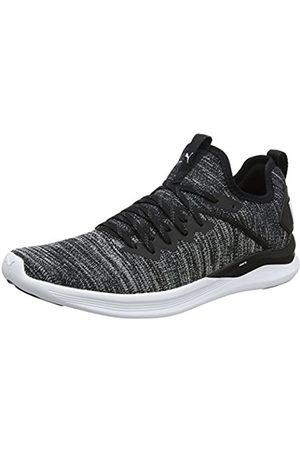 Puma Men's Ignite Flash Evoknit Cross Trainers, -Asphalt