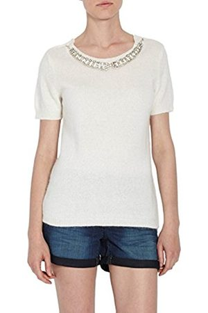 Morgan Women's 142-Moha.M Plain 3/4 Sleeve Jumper Jumper
