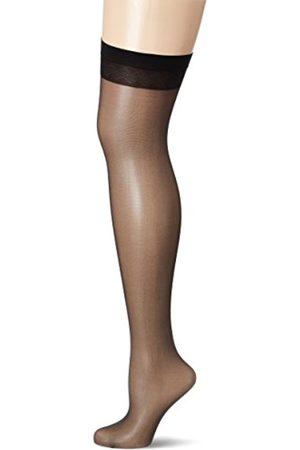 54eaa5d24441f Fiore di Lucia Milano Women's Romance/Sensual Suspender Stockings, ...