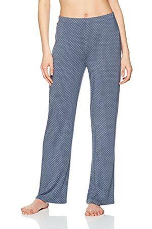 Palmers Women's Dots & Lace Hose Lang Pyjama Bottoms