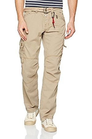 Timezone Men's Loose Benito Cargo Trousers