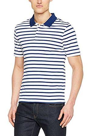 Original Penguin Men's S/S Breton Striped Polo Shirt