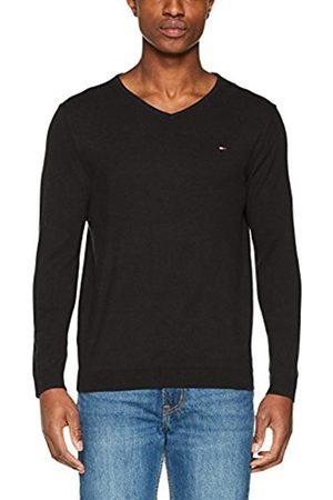 Tommy Hilfiger Men's Tjm Original V Neck Sweater Sweatshirt