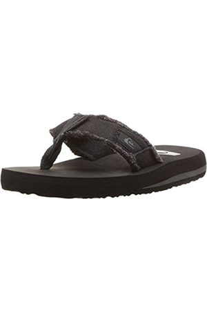Quiksilver Boys' Monkey Abyss Youth Flip Flop Sandles