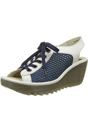 Fly London Women's Yeki841Fly Open Toe Sandals
