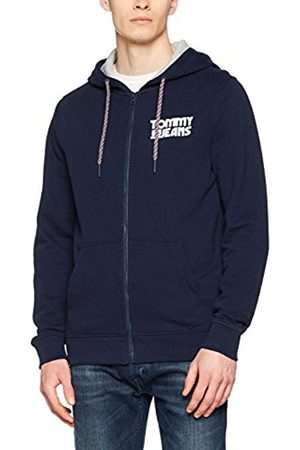 Tommy Hilfiger Men's Tjm Essential Graphic Zipthru Sweatshirt