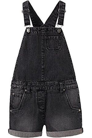 Schiesser Girl's Latzhose Bermuda Shorts