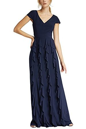 Apart Women's Glamour: Shades Of Blue-Midnightblue-Bleu-Teal Party Dress