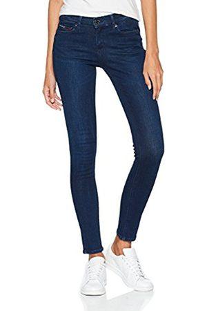 Tommy Hilfiger Women's Mid Rise Nora Fdblst Skinny Jeans