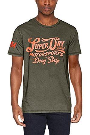 Superdry Men's Premium Equipment Tee T-Shirt