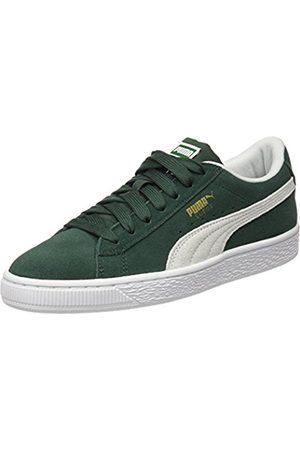 Puma Unisex Kids' Suede Classic Jr Low-Top Sneakers, (Pineneedle )