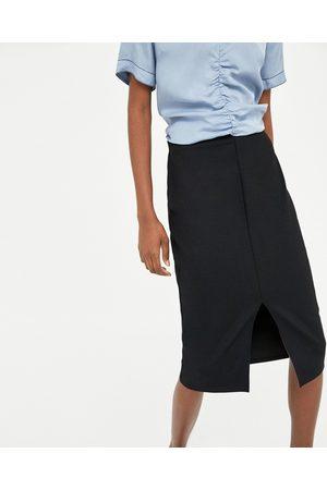 035c4ac019 Buy Zara Pencil Skirts for Women Online | FASHIOLA.co.uk | Compare & buy
