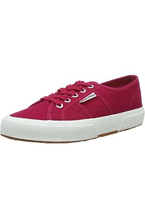Superga Unisex Adults' 2750 Cotu Classic Trainers Low-Top, (Cerise)