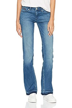 Tommy Hilfiger Women's Low Rise Boot Sophie Mdbst Bootcut Jeans