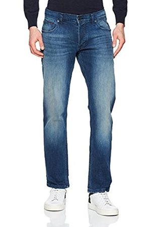 Tommy Hilfiger Men's Ryan Okmblco Straight Jeans