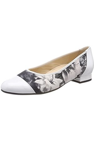 Hassia Women's Fermo, Weite G Closed Toe Ballet Flats
