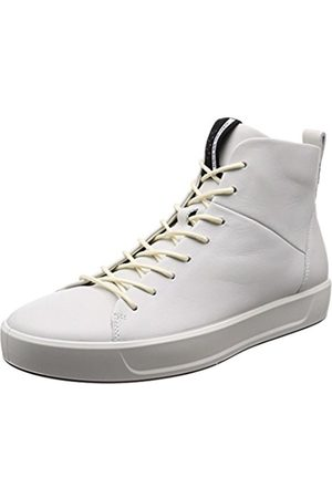 Ecco Men's Soft 8 High-Top Sneakers wHighte Size: 9