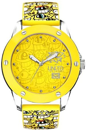 Ecko Unlimited Marc Ecko Men's The Tran Dial Watch E09530G7 and a Silicone Strap