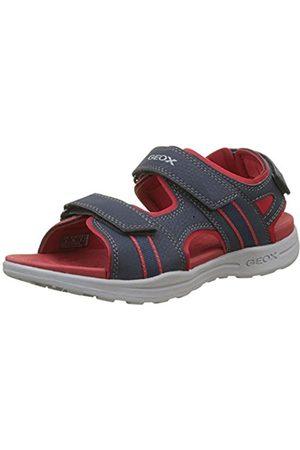 Geox Boys' J Gleeful B Open Toe Sandals