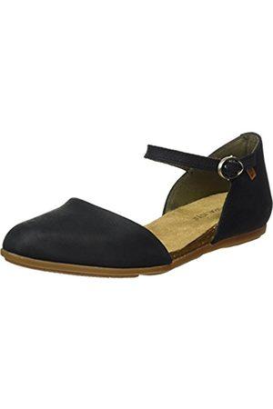 El Naturalista Women's Nd54 Ankle Strap Sandals