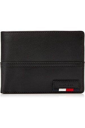 Tommy Hilfiger Branded Leather Extra Cc Coin Pockt, Men's Bag Organiser