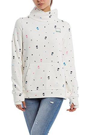 Bench Women's Her. Funnel Print Overhead Sweatshirt