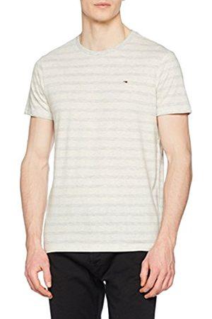 Tommy Hilfiger Men's Tjm reg Stripe CN Knit S/s 15 T-Shirt