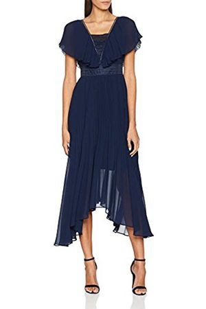 Coast Women's Dora Party Dress, (Navy)