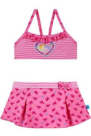 Schiesser Girl's Prinzessin Lillifee Bustier-Bikini Swimwear Set