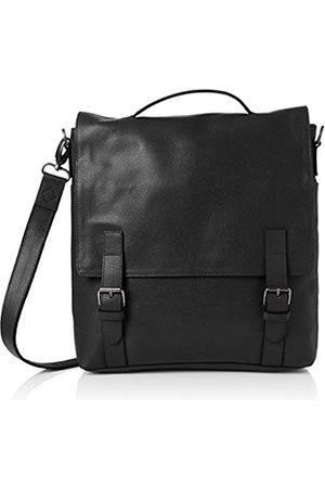 Royal RepubliQ Messenger Bag Small, Unisex Adults' Bag, Schwarz