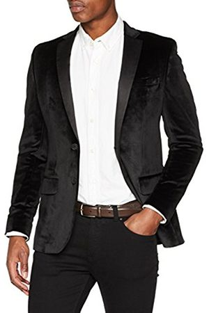 New Look Men's Velvet Blazer