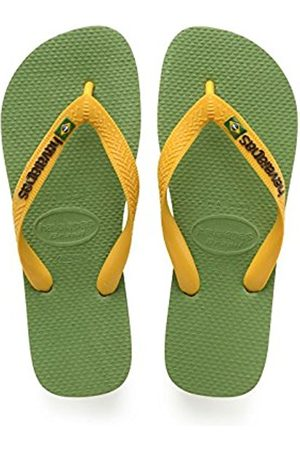 Havaianas Unisex Adults' Brasil Logo Flip Flops