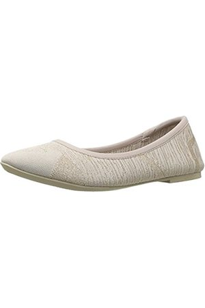 Women's 48887 Closed Toe Ballet Flats