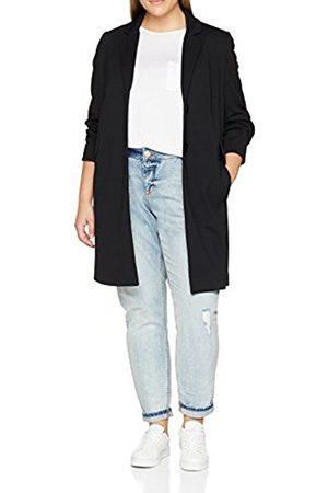 Samoon Women's Mantel nicht Wolle Coat
